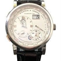 A. Lange & Söhne Lange 1 Timezone 18KT White Gold 116.039