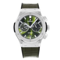 Hublot Chronograph 45mm Automatic 2017 new Classic Fusion Chronograph Green