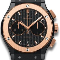 Hublot Classic Fusion Chronograph new Automatic Chronograph Watch with original box and original papers 521.CO.1781.RX
