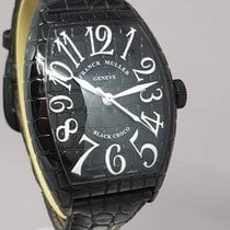 Franck Muller Black Croco 8880 with Box/Papers