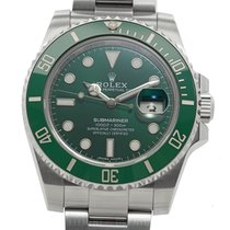 Rolex Submariner Date 116610 LV
