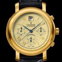 Charmex Gold/Steel 42,5mm Automatic Charmex Jubilé Chronograph 2122 new
