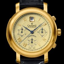Charmex Gold/Steel 42,5mm Automatic Charmex Jubilé Chronograph 2122 new