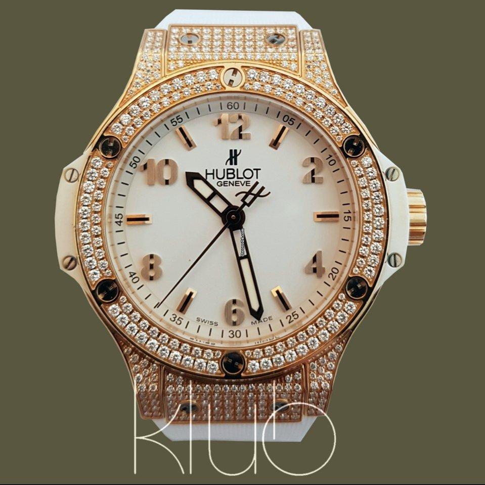 99fad1be6ab Comprar relógios Hublot Ouro rosa