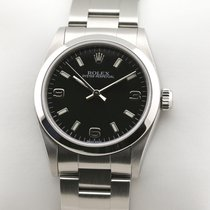 Rolex Oyster Perpetual 31 77080 Mid Size Perpetual black 2003 gebraucht