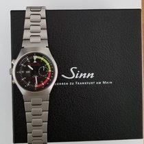 Sinn 40mm Automatic new 157 Black
