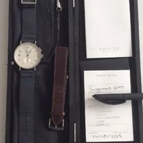 NOMOS Tangomat GMT 635 2015 pre-owned
