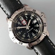 Luminox Colormark Steel 38mm Black Arabic numerals