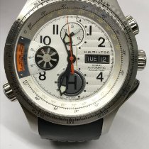 Hamilton Automatisch tweedehands Khaki Aviation