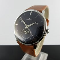 Junghans Meister Kalender nowość 2020 Automatyczny Zegarek z oryginalnym pudełkiem i oryginalnymi dokumentami 027/4906.00