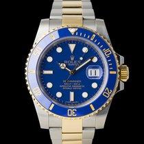 Rolex Submariner Date Gold/Stahl 40mm Blau Österreich, Wien