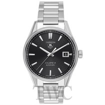 TAG Heuer Carrera Calibre 5 Steel Black