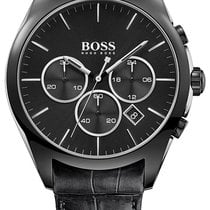 Hugo Boss Steel 45mm Quartz 1513367 new