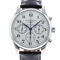 Longines Master Collection Steel 42mm Silver United States of America, Georgia, Atlanta