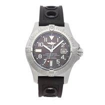 Breitling Avenger Seawolf Steel 45.5mm Grey Arabic numerals United States of America, Pennsylvania, Bala Cynwyd