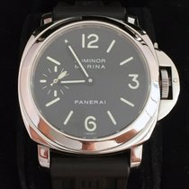 Panerai Luminor Acero 44mm Negro España, Madrid