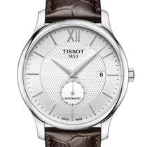Tissot Acier 40mm Remontage automatique T063.428.16.038.00 nouveau