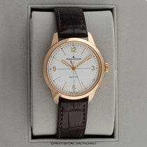 Jaeger-LeCoultre Geophysic 1958 Rose gold 38.5mm White United States of America, New York, Airmont