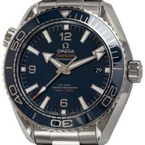 Omega Seamaster Planet Ocean 215.30.44.21.03.001 pre-owned