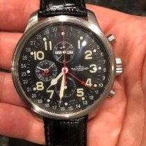 Zeno-Watch Basel Steel 47.5mm Automatic 8557 pre-owned