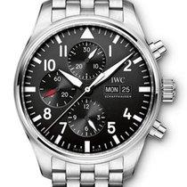 IWC Pilot  Automatic  Chronograph Bracelet