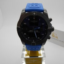 百年灵  Exospace B55 blue - watch on stock in Zurich