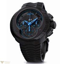 Franc Vila Chronograph Grande Date Cobra BANDIDO Titanium...