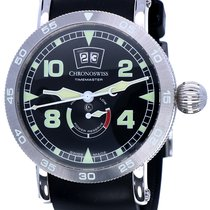 Chronoswiss Acier 44mm Remontage automatique CH3533 ST occasion
