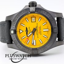 Breitling Avenger II Seawolf Limited Edition Cobra Yellow Dial  G