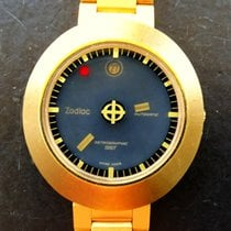 Zodiac Astrographic Gold/Steel 40mm Blue