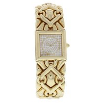 Bulgari Bvgari BJ06 18k Yellow Gold & Diamond Watch