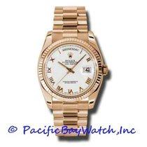 Rolex President Men's Day Date 118235