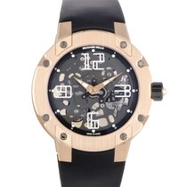 Richard Mille Rose gold 45.7mm Automatic RM 033 RG A pre-owned