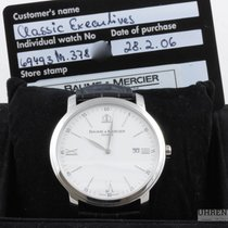 Baume & Mercier Classic Executives 2006 Fullset Box + Papiere