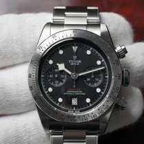 Tudor Black Bay Chrono Steel 41mm Black United States of America, Florida, Debary
