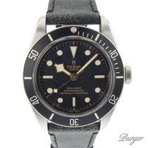 Tudor Heritage Black Bay Black NEW