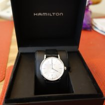 Hamilton Intra-Matic pre-owned 38mm Steel