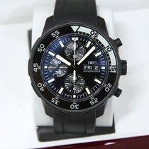 IWC,새 시계/미 사용,정품 박스 있음, 서류 원본 있음,44 mm,스틸