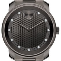 Movado Bold Steel 42.5mm United States of America, New York, New York