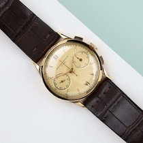 Vacheron Constantin Oro amarillo 34mm Cuerda manual 287220 usados