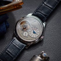 F.P.Journe Tourbillon Souverain - TN platinum gold movement