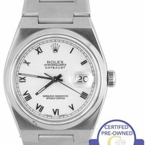 Rolex Datejust Oysterquartz Steel 36mm White Roman numerals United States of America, New York, Massapequa Park