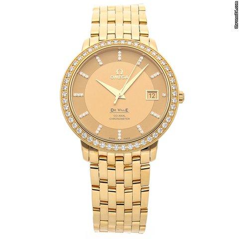 Použité hodinky Omega De Ville Prestige  93450da1b1
