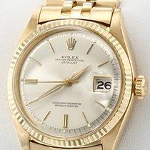 Rolex Datejust (Submodel) usado 36mm Ouro amarelo