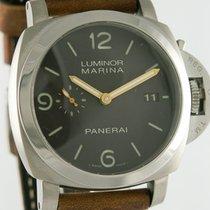 Panerai Luminor Marina 1950 3 Days Automatic usados 44mm Titanio