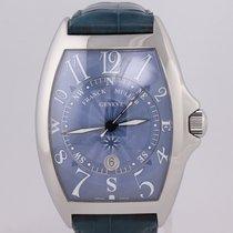 Franck Muller Mariner Acero 46mm Azul