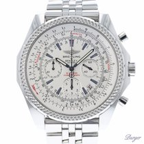 Breitling Bentley Motors Acero 48.7mm Plata Sin cifras