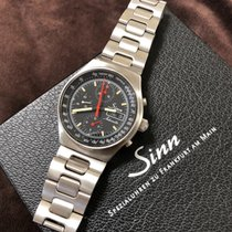 Sinn Chronograph 41mm Automatic pre-owned 144 Black