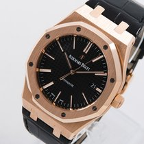 Audemars Piguet Royal Oak Selfwinding neu 41mm Roségold