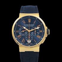 Ulysse Nardin Marine Chronograph 1532-150/43 new